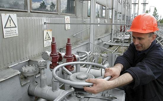 Украина начала тратить запасы газа из своих хранилищ