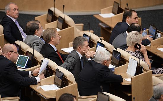 Депутатам рассказали о нереалистичности проекта бюджета