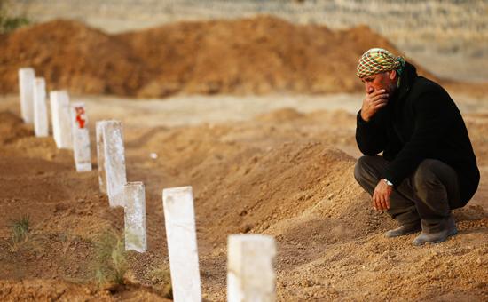Из-за конфликта в Сирии в 2014 году погибли 76 тыс. человек