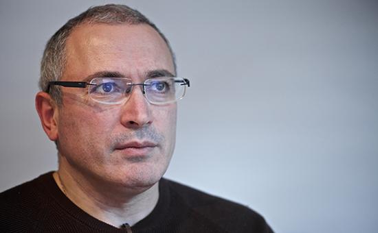 Ходорковский приедет в Давос в дни проведения экономического форума