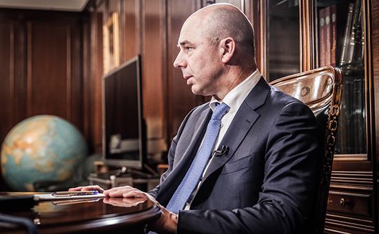 Силуанов предложил разработать запасной бюджет России