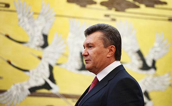 Путин рассказал о бегстве Януковича с Украины