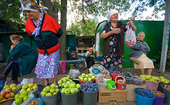Киев обратился в ВТО после запрета на поставку овощей и фруктов в Россию