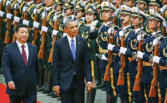 Китай и США подпишут соглашения во избежание военных конфликтов