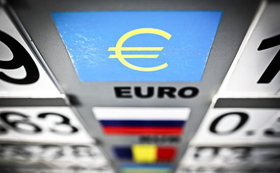 Евро поднялся выше 62 руб финансы
