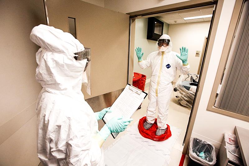 Эбола лечение в домашних условиях
