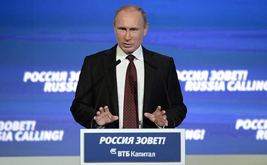 Путин допустил проведение IPO предприятий оборонного комплекса