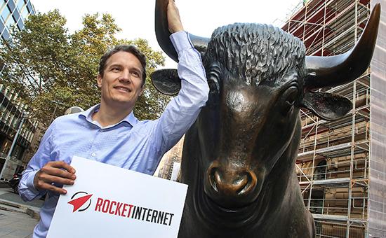Инкубатор стартапов Rocket Internet начал IPO с падения котировок