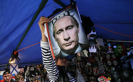 Владимир Путин стал самым влиятельным человеком мира по версии Forbes