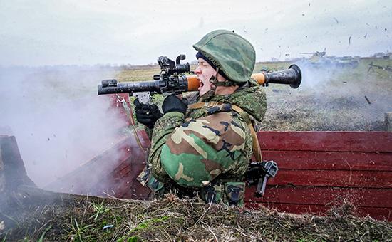 В российской армии смогут служить иностранцы-контрактники
