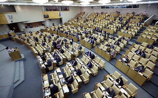 Госдума приняла закон о докапитализации банков на 1 трлн руб.