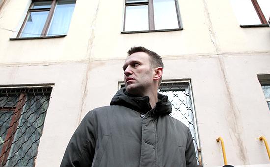 Отказ Навального соблюдать условия домашнего ареста