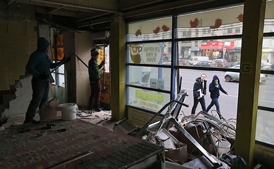 Москва демонтирует все киоски и павильоны