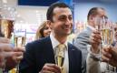 Генеральный директор «Детского мира» Владимир Чирахов на церемонии открытия флагманского магазина «Детский мир»